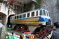 Body of Himeji monorail No15 05.jpg