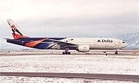 N864DA - B772 - Delta Air Lines