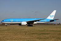 PH-BQI - B772 - KLM