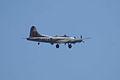 Boeing B-17G-85-DL Flying Fortress Nine-O-Nine Arrival Pass 14 CFatKAM 09Feb2011 (14797385727).jpg