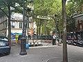 Bolivar, Métro de Paris, 17 août 2015.jpg