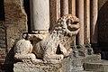 Bologna, San Giacomo Maggiore, Leone stiloforo 02.jpg