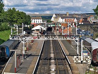 Bury Bolton Street railway station