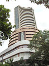 The Bombay Stock Exchange is the country's main stock exchange.