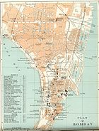 Mumbai Red Light Area Map Kamathipura   Wikipedia