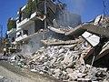Bombed building in Baalbeck.jpg