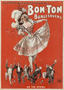 Vintage sex burlesque tube free