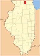 Boone County Illinois 1837