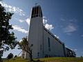 Borge kyrkje i Lofoten taarn.jpg