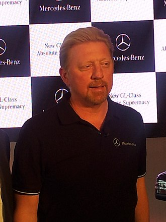 Boris Becker - Becker in 2013