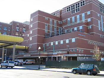 English: Boston Medical Center 日本語: ボストン医療センター