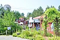 Bothell, WA - Country Village 20 - Town Hall & Auction House, children's theater, caboose.jpg