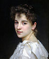 Bouguereau - Portrait of Gabrielle Cot 1890.jpg