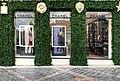 Boulevard de Waterloo à Bruxelles, boutique Chanel (décembre 2019) - 2.jpg