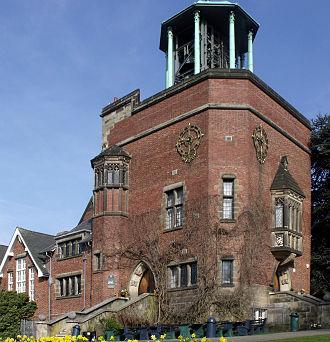William Alexander Harvey - Bournville Junior School, 1905