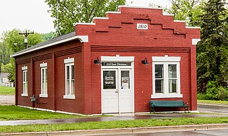 National Register of Historic Places listings in Charlevoix County, Michigan - Image: Boyne City Water Works