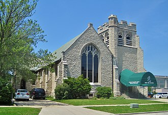National Register of Historic Places listings in Kenosha County, Wisconsin - Image: Boys and Girls Library