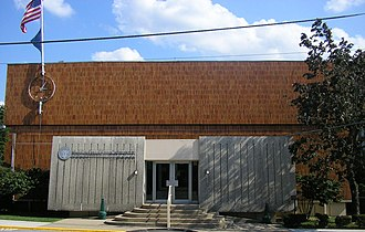 Breathitt County, Kentucky - Image: Breathitt County Kentucky Courthouse