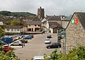 Brecon , St Mary's Church viewed from the edge of the Visitor Information Centre - geograph.org.uk - 2450136.jpg