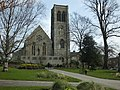 Brenchley Gardens with St Faiths 0123.JPG