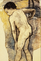 Breton Bather - Paul Gauguin.png
