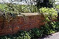 Bridge parapet on Fountain Road, Good Easter, Essex 01.jpg