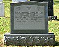 Brigadier General Richard Saxton Gravesite.jpg