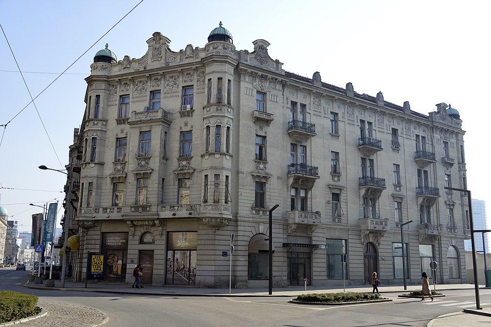 Bristol hotel, Belgrade 01