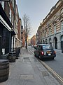 Britton Street, Clerkenwell, looking south (geograph 6031200).jpg