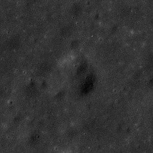 Brontë (lunar crater) - Apollo 17 panoramic camera image