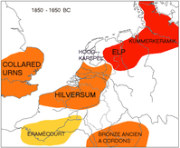 The Netherlands in 5500 BCE.