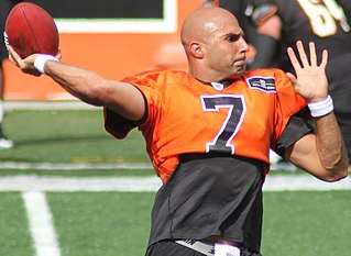 Bruce Gradkowski American football player