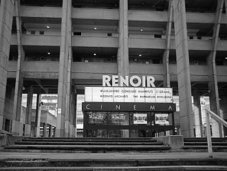 Brunswick Centre - The Renoir Cinema
