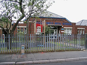 Connah's Quay - Bryn Deva Primary School (2006)