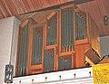 Bubach (Eppelborn), church St. Laurentius, the organ.jpg