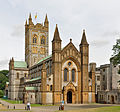 Buckfast Abbey west end.jpg