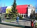 Bucuresti, Romania. PALATUL VICTORIA. (Sediul Guvernului Romaniei) 1. Dec. 2015 (exterior 3) (B-II-m-A-19877).jpg