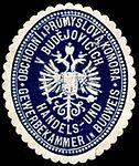 Budweis, Siegelmarke Handels- und Gewerbekammer.jpg