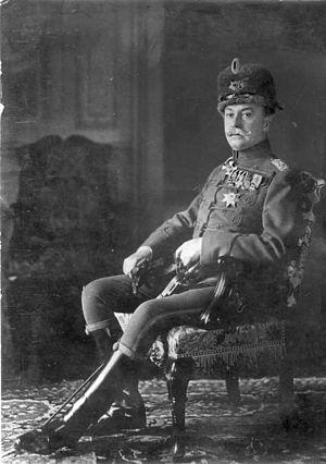 Duchy of Pless - Hans Heinrich XV (1916)