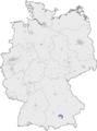 Bundesautobahn 99 map 2006.png