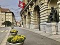 Bundeshaus , Swiss Parliament Bern ( Ank Kumar ) 09.jpg