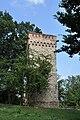 Burgbergturm, Burgbergturm, von der Seite.JPG