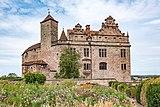 Burghof 4, Hauptburg, von Südosten Cadolzburg 20180901 005.jpg