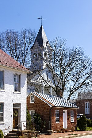Burkittsville, Maryland - Resurrection Reformed Church