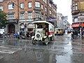 Bus cavalcade on Strøget 29.JPG
