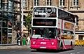 Bus on test, Belfast - geograph.org.uk - 2006776.jpg