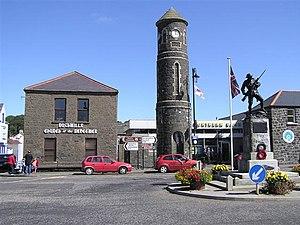 Bushmills - Image: Bushmills town centre