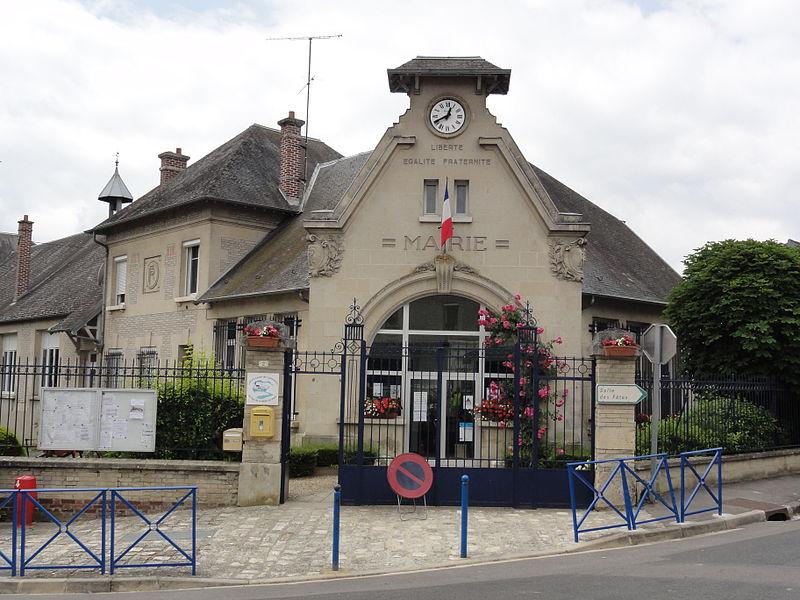 Cœuvres-et-Valsery (Aisne) mairie