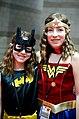 C2E2 2013 - Batgirl & Wonder Woman (8702704488).jpg