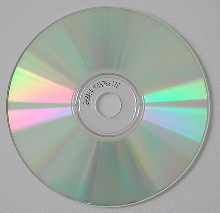 Compact Disc Wikiwand